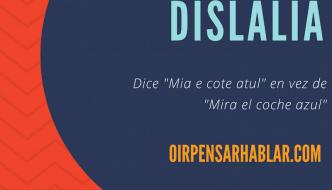 Dislalia: qué es, tipos y tratamiento