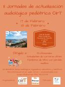 II Jornadas de actualización audiológica pediátrica OírT