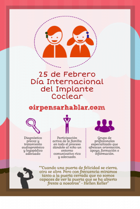 Día Internacional del Implante Coclear